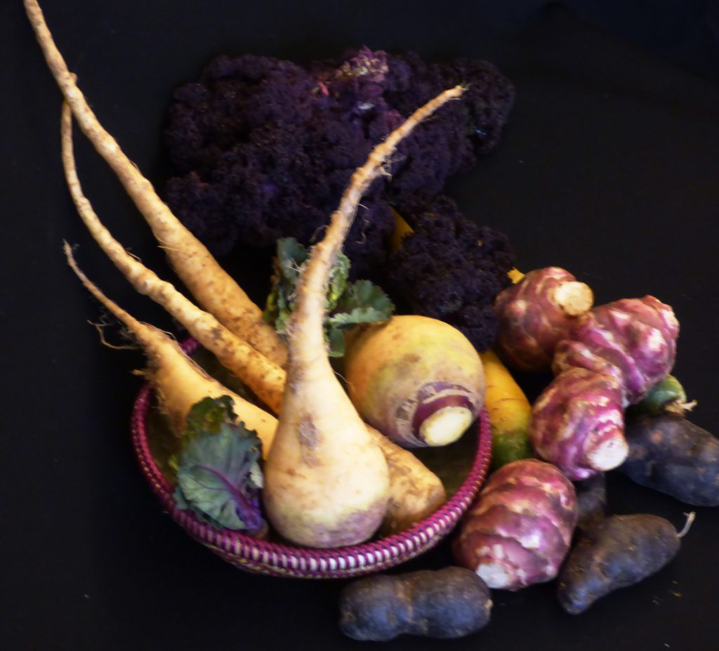 Légumes oubliés 7